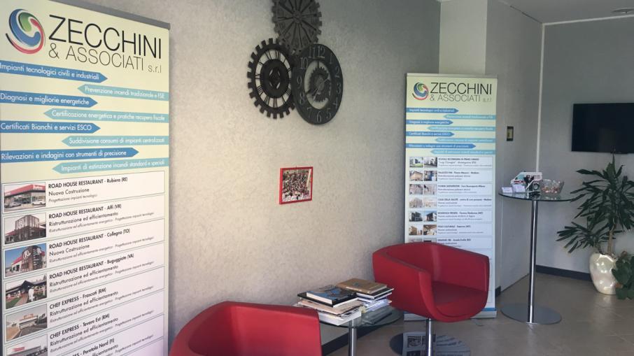 Studio Zecchini - Interno