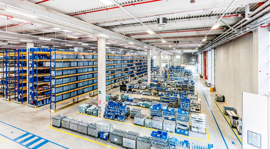 Logistic Centre Lamborghini